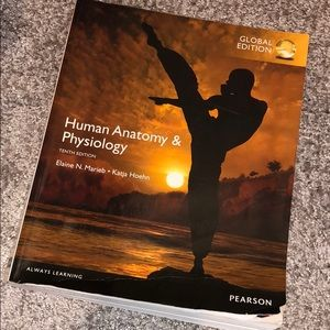 Anatomy & Physiology Textbook Tenth Edition